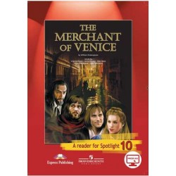 Афанасьева. Английский в фокусе. 10 класс. Книга для чтения. The Merchant of Venice.