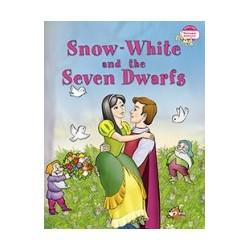 Наумова Н.А. Белоснежка и семь гномов. Snow-White and the Seven Dwarfs. (на английском языке) 3 уровень