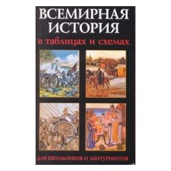 Трещеткина И.Г. Всемирная история в таблицах и схемах. Для школьников и абитуриентов.