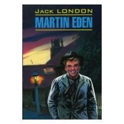 Лондон. Мартин Иден. Книга для чтения на англ. яз. неадаптир.